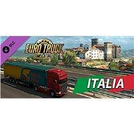 Euro Truck Simulator 2 – Italia (PC)  Steam DIGITAL - Herní doplněk