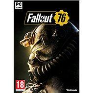 Fallout 76 (PC)  bethesda.net DIGITAL - Hra na PC