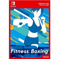 Fitness Boxing - Nintendo Switch Digital - Hra pro konzoli