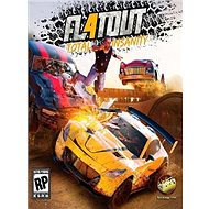 FlatOut 4: Total Insanity (PC)  Steam DIGITAL - Hra pro PC