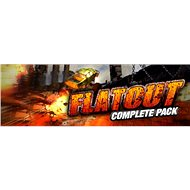 Flatout Complete Pack (PC)  Steam DIGITAL - Hra na PC