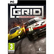 GRID Ultimate Edition (PC)  Steam DIGITAL - Hra na PC