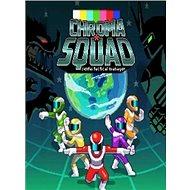 Chroma Squad (PC)  Steam DIGITAL - Hra na PC