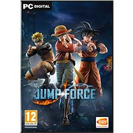 Jump Force Ultimate Edition (PC) Steam DIGITAL - Hra pro PC
