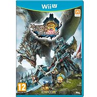 Monster Hunter 3 Ultimate - Nintendo Wii U Digital - Hra pro konzoli