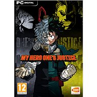 My Hero One's Justice (PC)  Steam DIGITAL - Hra na PC