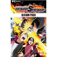 NARUTO TO BORUTO: SHINOBI STRIKER Season Pass (PC) Steam DIGITAL - Gaming Accessory