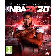 NBA 2K20 (PC)  Steam DIGITAL - Hra pro PC