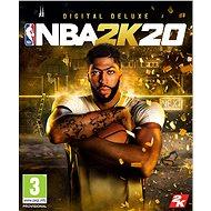 NBA 2K20  Deluxe (PC)  Steam DIGITAL - Hra pro PC