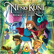 Ni no Kuni: Wrath of the White Witch Remastered (PC)  Steam + BONUS DIGITAL - Hra na PC