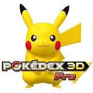 Pokédex 3D Pro - Nintendo 2DS/3DS Digital - Console Game