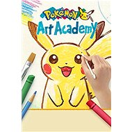Pokemon Art Academy - Nintendo 2DS/3DS Digital - Hra pro konzoli