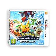 Pokemon Mystery Dungeon: Gates to Infinity - Nintendo 2DS/3DS Digital - Hra pro konzoli