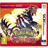 Pokemon Omega Ruby - Nintendo 2DS/3DS Digital - Hra pro konzoli