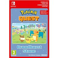 Pokémon Quest Broadburst Stone DLC - Nintendo Switch Digital - Console Game