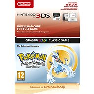 Pokémon Silver DCC - Nintendo 2DS/3DS Digital - Console Game