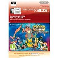 Pokémon Super Mystery Dungeon - Nintendo 2DS/3DS Digital - Hra pro konzoli