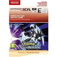 Pokemon Ultra Moon - Nintendo 2DS/3DS Digital - Hra pro konzoli