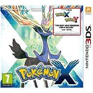 Pokémon X - Nintendo 2DS/3DS Digital - Hra pro konzoli