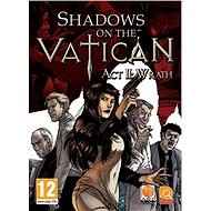 Shadows on the Vatican Act II (PC) DIGITAL - Hra pro PC