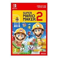 Super Mario Maker 2 - Nintendo Switch Digital - Hra na konzoli