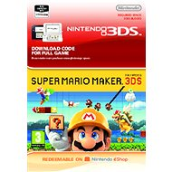 Super Mario Maker for Nintendo - Nintendo 2DS/3DS Digital - Console Game