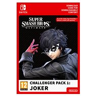 Super Smash Bros Ultimate - Joker Challenger Pack - Nintendo Switch Digital - Herní doplněk