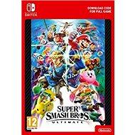 Super Smash Bros. Ultimate - Nintendo Switch Digital - Console Game