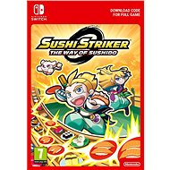 Sushi Striker: The Way of Sushido - Nintendo Switch Digital - Console Game