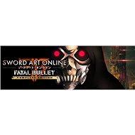 Sword Art Online: Fatal Bullet - Complete Edition (PC) Steam DIGITAL - PC Game