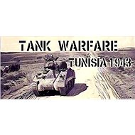 Tank Warfare: Tunisia 1943 (PC) Steam DIGITAL - Hra pro PC
