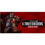 TOTAL WAR: Three Kingdoms - Reign of Blood DLC (PC)  Steam DIGITAL - Herní doplněk