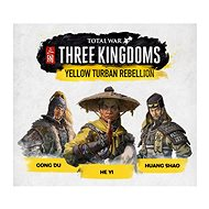 TOTAL WAR: Three Kingdoms - Yellow Turban Rebellion DLC (PC)  Steam DIGITAL - Herní doplněk