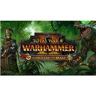 Total War: WARHAMMER II - The Hunter and the Beast DLC (PC)  Steam DIGITAL - Herní doplněk