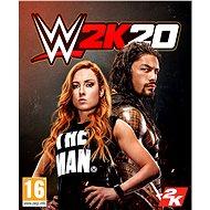 WWE 2K20 (PC)  Steam DIGITAL - Hra pro PC