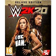 WWE 2K20 Deluxe Edition (PC)  Steam DIGITAL - Hra pro PC