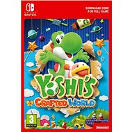 Yoshi's Crafted World - Nintendo Switch Digital - Hra pro konzoli