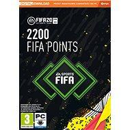 FIFA 20 ULTIMATE TEAM™ 2200 POINTS (PC) DIGITAL