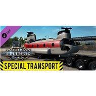 American Truck Simulator - Special Transport (PC) Klíč Steam (CZ) - Herní doplněk