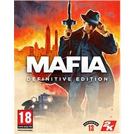 Mafia Definitive Edition - PC DIGITAL - Hra pro PC