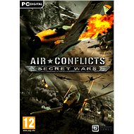 Air Conflicts: Secret Wars - PC DIGITAL - Hra na PC