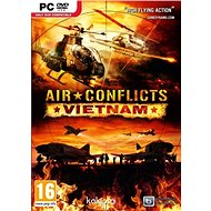 Air Conflicts: Vietnam - PC DIGITAL - Hra na PC