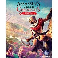 Assassin's Creed Chronicles India - PC DIGITAL - Hra na PC