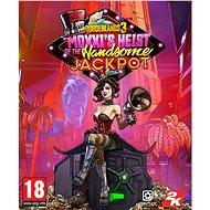 Borderlands 3 Moxxi's Heist of the Handsom Jackpot DLC - PC DIGITAL - Herní doplněk