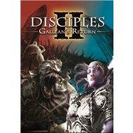Disciples II Gallean's Return - PC DIGITAL - Hra na PC