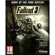 Fallout 3 Game Of The Year Edition - PC DIGITAL - Hra na PC