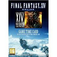 Final Fantasy XIV: A Realm Reborn 60 days time card - PC DIGITAL - Herní doplněk
