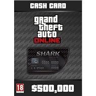 Grand Theft Auto Online: Bull Shark Card - PC DIGITAL - Herní doplněk