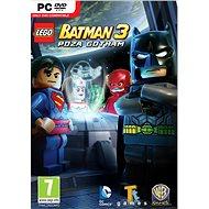 LEGO Batman 3: Poza Gotham - PC DIGITAL