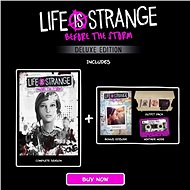Life is Strange: Before the Storm Deluxe Edition - PC DIGITAL - Hra na PC